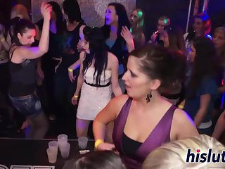 Amazing group sex party