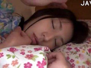 Thumb Asian Sleeping Chick Teased