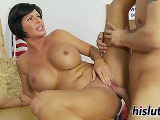 Shay Fox has her wet pussy nailed