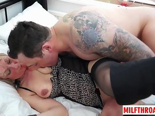 Thumb Hot milf hardcore and cum on face