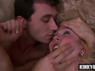Big tits pornstar punishment and cumshot