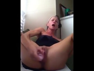 My very Intense orgasm with squirting
