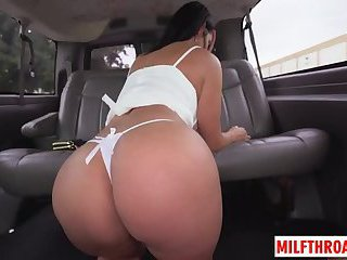 Latin milf hardcore with cum in mouth
