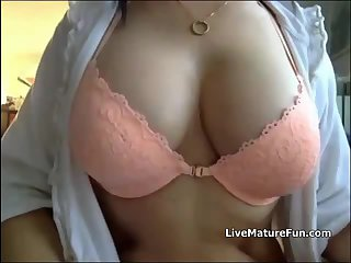 Alone at home on webcam - 9