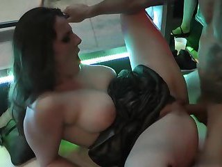 Tiffany Doll showed how to fucking in night club