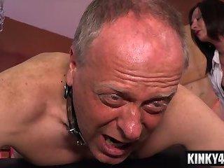 Hot pornstar bdsm and cumshot