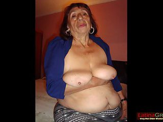 Old mature pictures collection