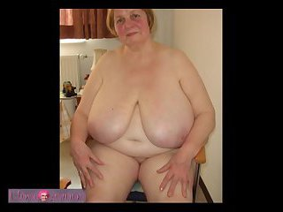 Busty BBW Grandma Pictures Collection
