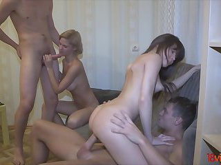Shirley Harris - Rima - Celebration turns into an orgy