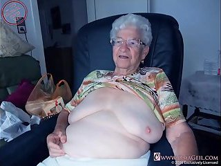 Granny Pictures Collection With Boobs