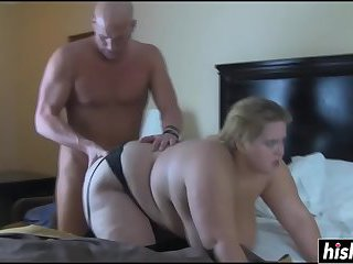 BBW knows how to please him