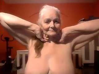 Grandma Gets Wild on Cam
