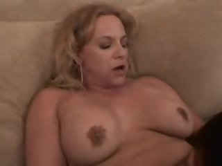 Chubby Mature Wife gets Her First Big Black Cock
