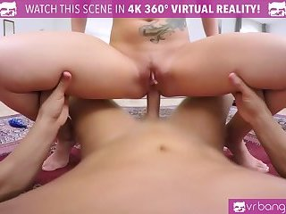 VR PORN - Chelsy Sun Getting Drilled in the Ass by a Big Dick