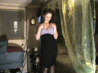 Noname Jane aka Violet Blue - Striptease