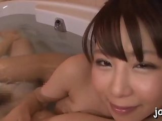 Mature gets pussy footed