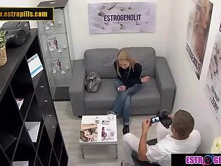 20-The tight pussy teen Fialova wants squirt from the doctor
