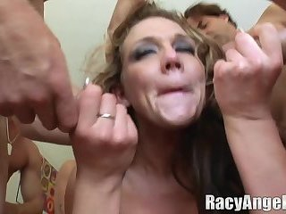 Wet Faces Fucked Hard Juelz Ventura, Chanel Preston, Nikki Sexx, Vicki Chase, Lucky Starr