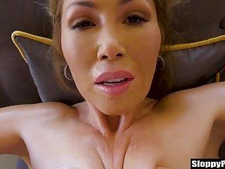 Kianna Dior Busty Asian Slut