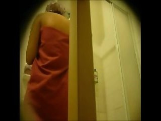 Big ass of my sister on hidden camera