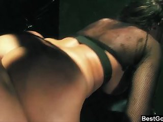 Bound and Gagged and Forced To Fuck