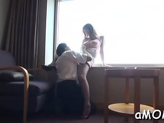 Asian milf wants young cock