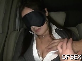 Kinky japanese office sex