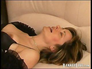 Pale woman hardcore fucking