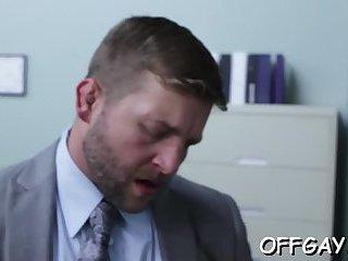 Office anal between gays