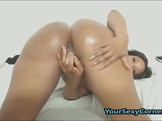 Twerking Big Fat Black Ghetto Booty In Doggy Style