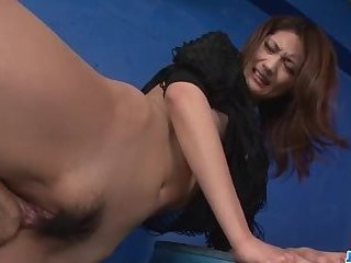 Sexy porn scenes along curvy ass Riina Fujimoto - More at javhd.net