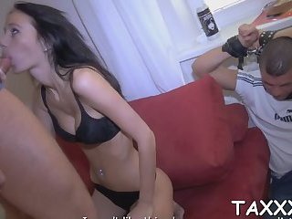 Sex on a cam with a casting agent