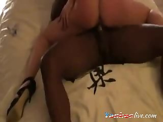 My wife making sex black for the first time