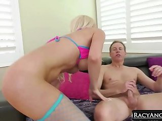 Anal Craving Busty Blonde MILFs #4 Cory Chase, Riley Jenner, Brooklyn Chase, Dee Williams