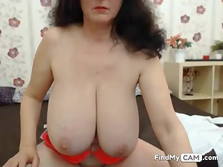 Granny with a sexy body