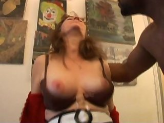 Celine got anal