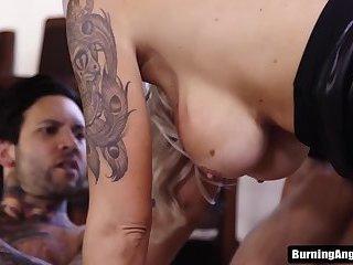 Tattooed Sluts Harlow Harrison, Nina Elle, Kat Dior, Janice Griffith