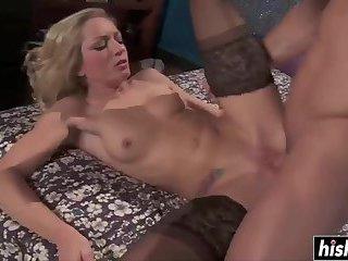 Kylie Reese gets slammed in various positions