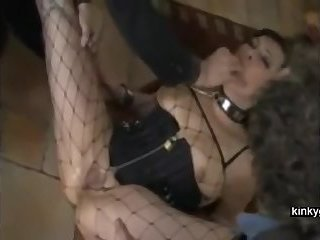 Sharing my slave wife with another man