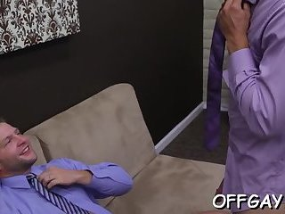 Fantastic anal at work