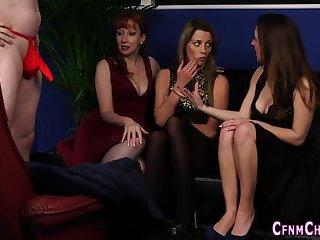 Classy dominas suck dick