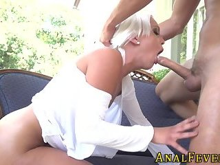 Oiled booty ho ass banged