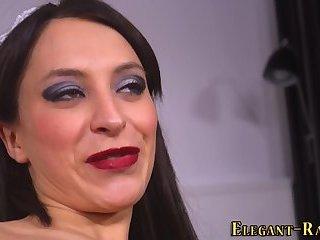 Posh maids ass slammed