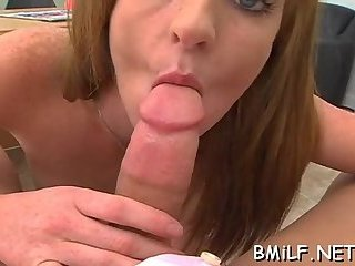 Milf hottie craves for fucking