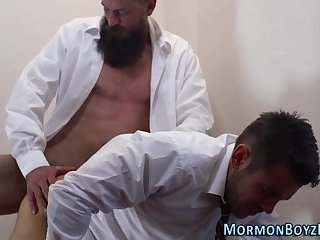 Mormon bishop dominates