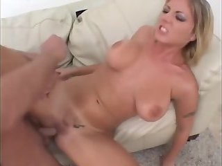 Face Fucked And Hard Anal