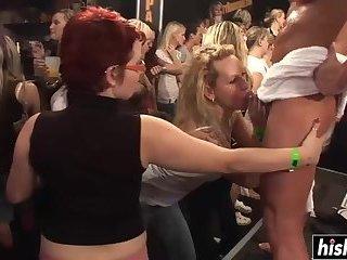 Big cocks make hot babes moan