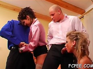 Clothed pissing porn in hardcore