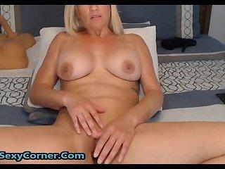 OMG I Found My Slutty Boss Masturbating On Cam