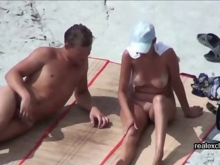 Nudist holiday with my sister in law
